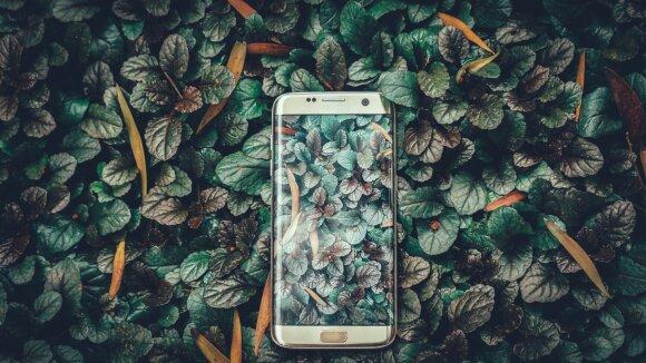 Fotografija telefonu