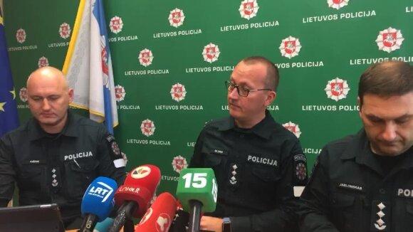 Skandalas Kaune tęsiasi: nusikalstama grupė galėjo turėti užnugarį iš tam tikrų policijos pareigūnų