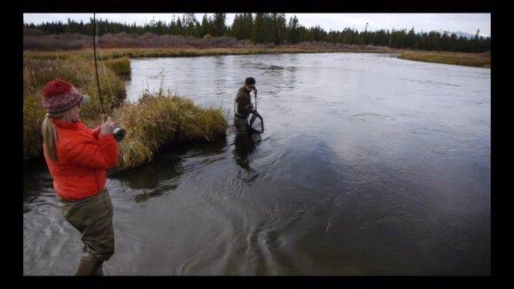 Žvejyba Montanoje