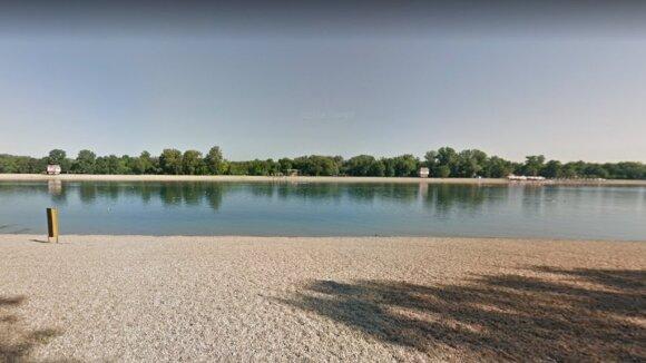 Sava ežeras. B zona