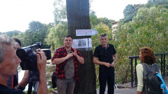 У посольства РФ в Литве напомнили о пытках в российских и советских тюрьмах