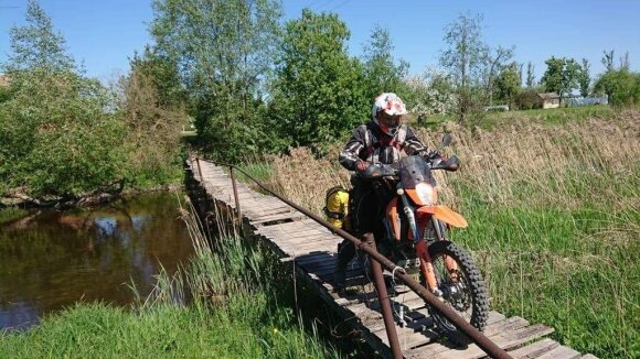 TET projektas Lietuvoje