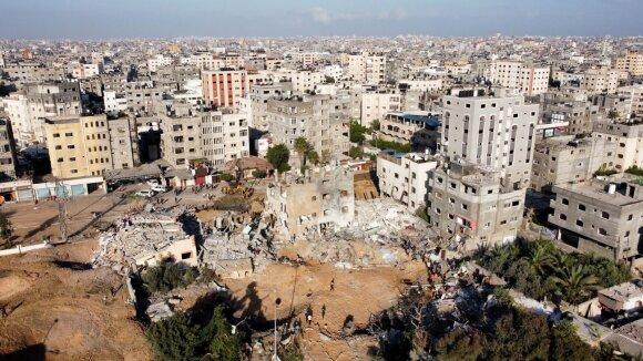 Konfliktas virsta į visavertį karą: Izraelis turi svarbiausią tikslą ir, tikėtina, jį pasieks