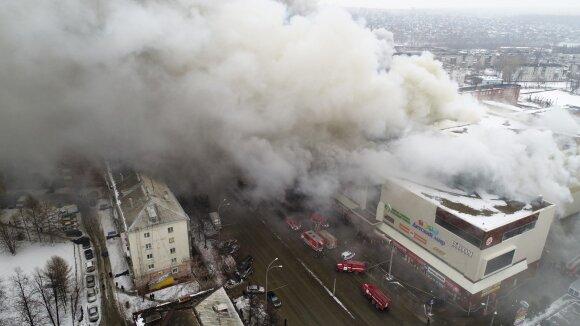 Выхода нет. Почему люди не могли выбраться из торгового центра в Кемерово