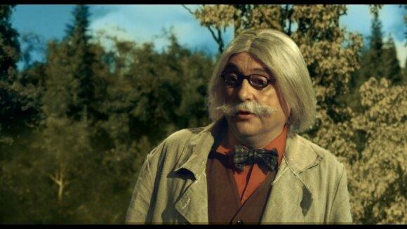 Audrius Rakauskas prisipažįsta, kas yra jo mėgstamiausias personažas
