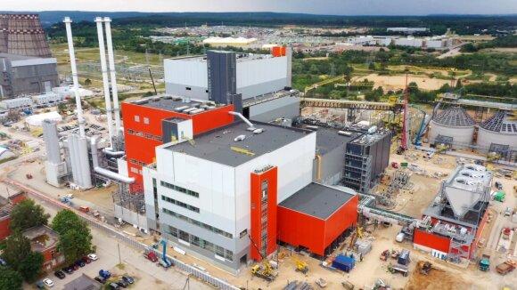 Vilniaus kogeneracinė jėgainė