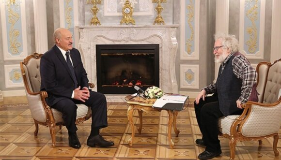 Aleksandras Lukašenka, Aleksejus Venediktovas, president.gov.by nuotr.