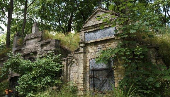 Senosios Šiaulių kapinės