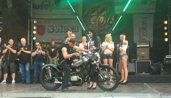 Best Painting nugalėtojas - Harley Davidson (2006 m.)