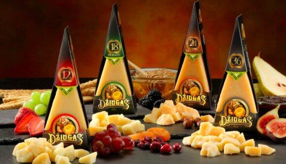 """Sūris """"Džiugas"""""""