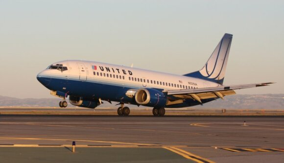 Lėktuvas Boeing 737