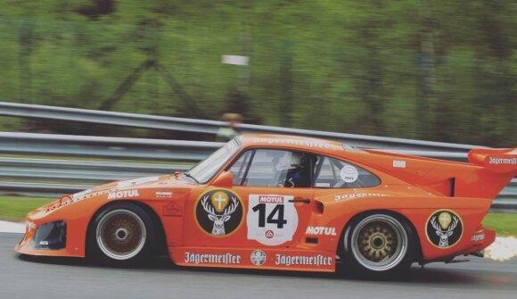 """Kremer"" kompanijos patobulintas ""Porsche"""