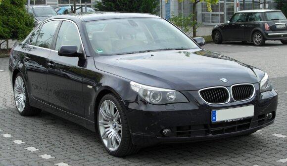 5 serijos BMW / S 400 HYBRID nuotr.