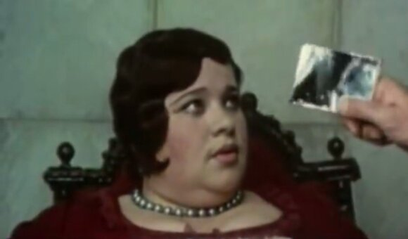 Madam Gricacujeva amžinai: kaip būsimas vyras palenkė jos širdį – rožės aktorei nedarė jokio įspūdžio