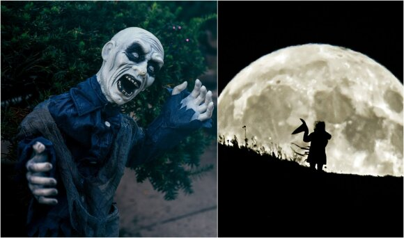 Helovino asociatyvi nuotrauka