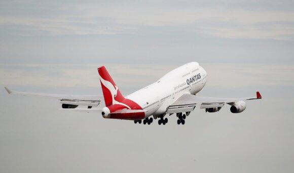 Oro linijoms paskelbus apie skrydį į niekur bilietai buvo išgraibstyti per 10 minučių