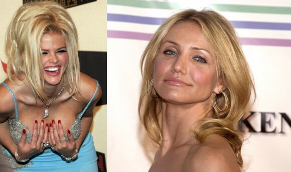 Anna Nicole Smith, Cameron Diaz