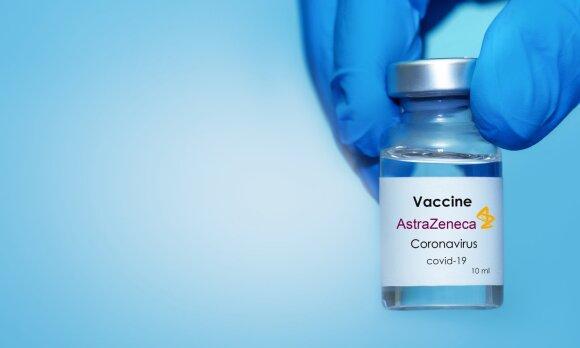 COVID-19 vakcinos