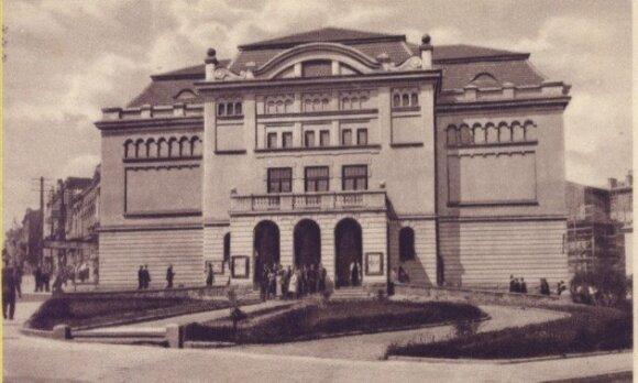 Русский театр Литвы отмечает 100-летие своего здания