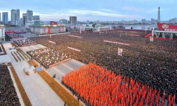Pavojinga klaida: Šiaurės Korėjos lyderis nebūtinai tik beprotis su branduoliniu ginklu