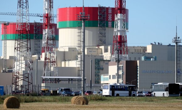 Gyvenimas šalia branduolinės elektrinės: kokia informacija pasitikėti?