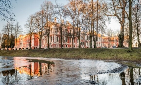 Pramogos Latvijoje