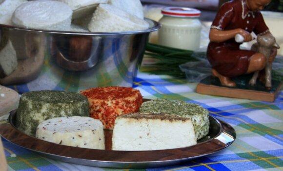 Ekologiškų sūrių turgus