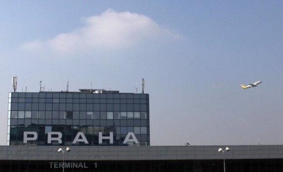 Prahos oro uostas