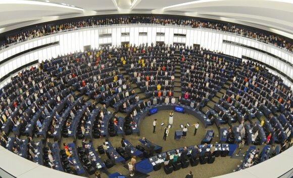 Naujasis Europos Parlamentas pradeda darbą