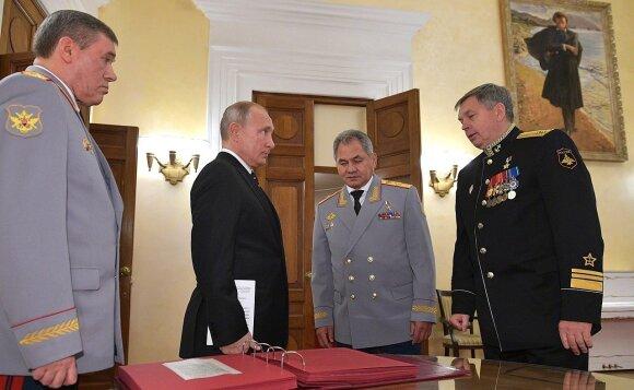 Paslaptingas naujasis Rusijos žvalgybos vadovas: veiklos braižas, matytas ir Vašingtone, ir Vilniuje