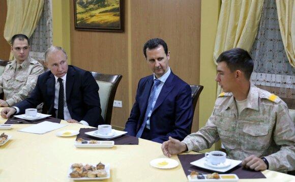 """Foreign Policy"": Putinas Donbaso scenarijaus nori dar viename regione"