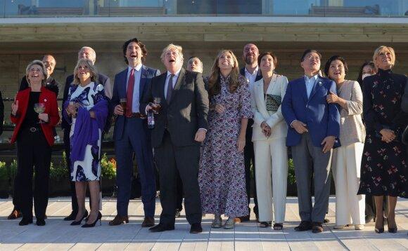 G7 šalių lyderių susitikimas