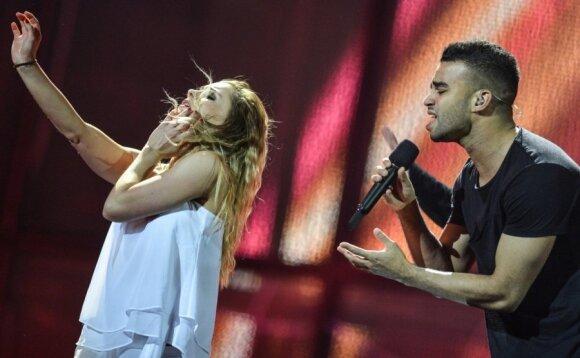 """A. Pogrebnojus apie """"Eurovizijos"""" dalyvių stilių: kilkė pomidorų padaže, taksistų mūza ir """"Angry Birds"""""""