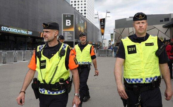Saugumas Stokholme