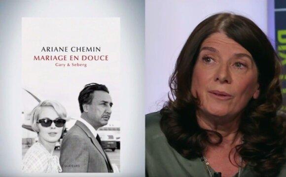 Ariane Chemin ir jos knyga