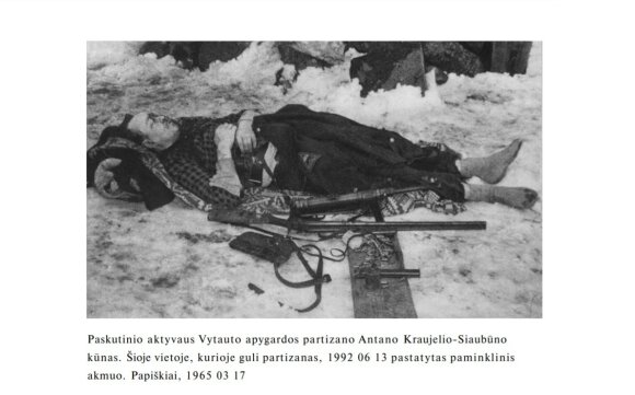 Saugumiečiams Kraujelis-Siaubūnas buvo lyg prakeiksmas: nesugaunamam partizanui klijavo kraupius nusikaltimus