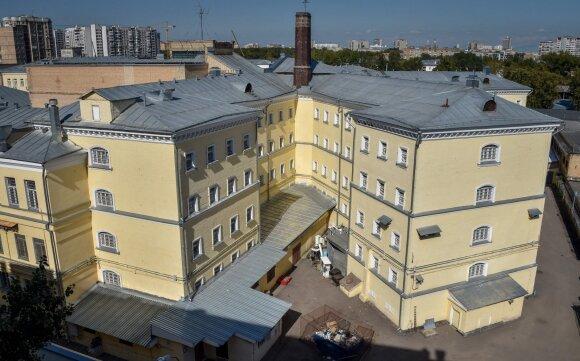 Maskvos Lefortovo kalėjimas