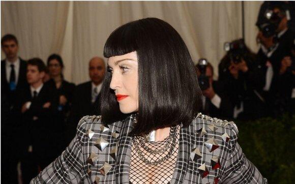 Atlikėja Madonna