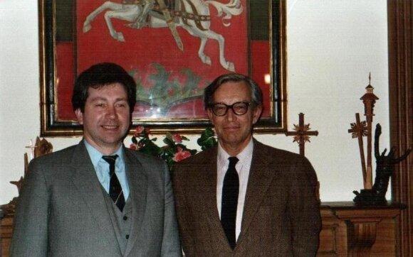 Su S. Lozoraičiu