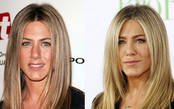 """Jennifer Aniston įgriso kalbos, kad """"tokio amžiaus ji vis dar atrodo gerai"""""""