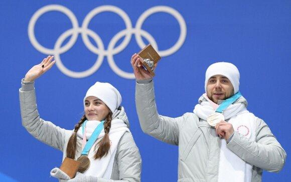 Bliūkšta rusų versija: olimpiečio organizme – rekordinė meldoniumo koncentracija
