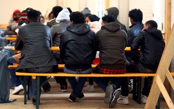 Po ilgos tylos garas dėl JT migracijos pakto išsiveržė su trenksmu