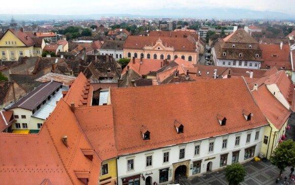 Po Transilvaniją - istorijos ir Drakulos pėdsakais