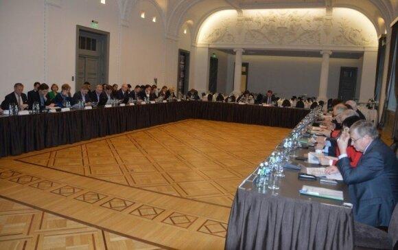 Stebėsenos komiteto posėdis