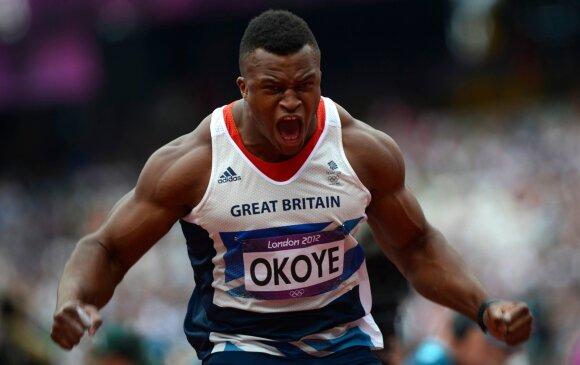 Lawrence'as Okoye