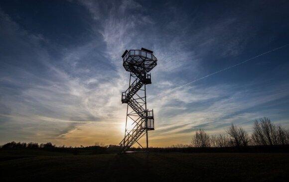 Anykščių Rubikių apžvalgos bokštas