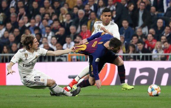 Luka Modričius, Lionelis Messi