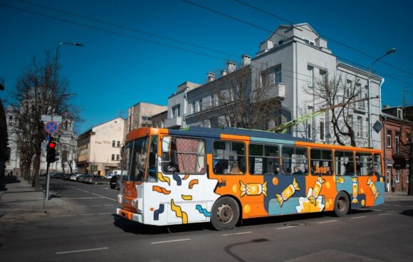 Hurry up to try these trolleybuses