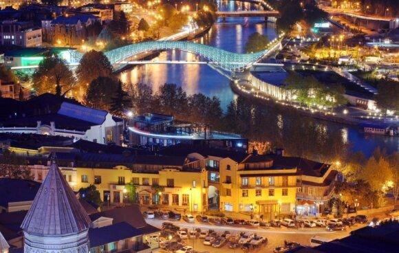 Sveiki atvykę į Gruziją: Tbilisis