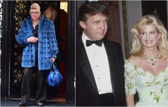 Ivana Trump ir Donaldas Trumpas